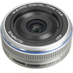 Olympus M.Zuiko 17mm f/2.8