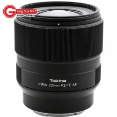 Ống kính FiRIN 20mm F2.0 MF Sony E