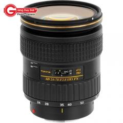 Ống kính Tokina AT-X 24-70/2.8 Pro FX