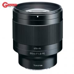 Ống kính Tokina atx-m 85mm f/1.8 FE
