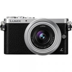 Panasonic Lumix DMC-GM1 with 12-32mm