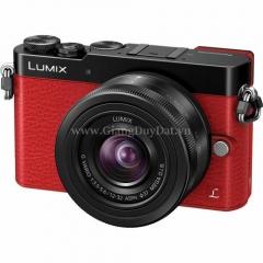 Panasonic Lumix DMC-GM5 with 12-32mm Lens (Red)