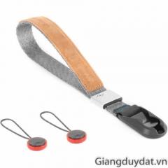 Peak Design Cuff Camera Wrist Strap (Ash, Charcoal - Chính hãng)