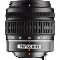 Pentax DA L 18-55mm F3.5-5.6 AL