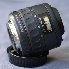 Pentax Fish-Eye F 17-28 f3.5-4.5