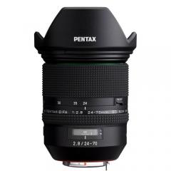 Pentax HD Pentax-D FA 24-70mm f/2.8ED SDM WR