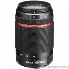 Pentax HD Pentax-DA 55-300mm f/4-5.8 ED WR