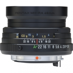 Pentax SMCP-FA 43mm f/1.9 Limited