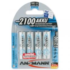 Pin ANSMANN 2100 AkkU (chính hãng)