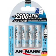 Pin ANSMANN 2500 AkkU (chính hãng)