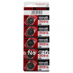 Pin CR2016 lithium 3V