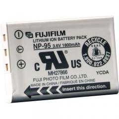Pin Fujifilm NP-95 with X100 X100s X100T X30 X70 (chính hãng)
