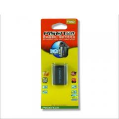 Pin Pisen FW-50 for Nex 3 NEX 5 Nex 6 NEX 7 A7 A6000 A5000 A7r A7 II