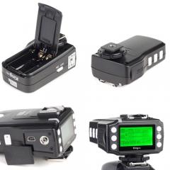 Bộ điều khiển đèn - Pixel King Pro for Canon, Nikon