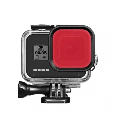 PolarPro DiveMaster Red Filter 3-Pack for GoPro Hero8 Hero7 Protective Housing