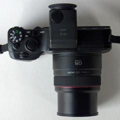 Ricoh GXR + 33mm f2.5 macro