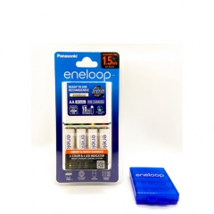 Sạc pin Panasonic Eneloop AA/AAA BQ-CC55
