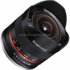 Samyang 8mm F2.8 Fisheye II (chính hãng)