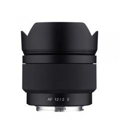 Samyang AF 12mm F/2 FE