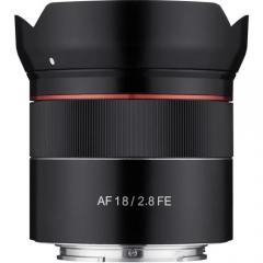Samyang AF 18mm f/2.8 FE