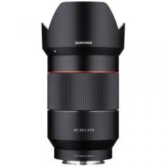 Samyang AF 35mm f/1.4