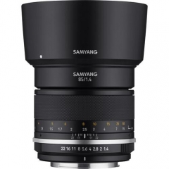 Samyang MF 85mm f/1.4 WS Mk2 Lens for FUJIFILM X