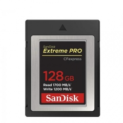 SanDisk 128GB Extreme PRO CFexpress Type B