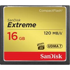 SanDisk Extreme CF UDMA 7 16GB (800X - 120Mb/s) (chính hãng)