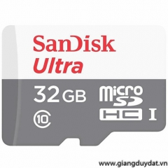 Sandisk microSDXC™ Ultra® 32GB (UHS-1 320x)