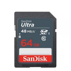 Sandisk SDHC Ultra 64GB 320x (chính hãng)