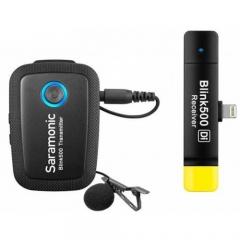 Saramonic Blink 500 B3 - Micro không dây cho iphone