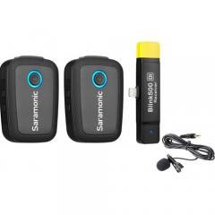 Saramonic Blink 500 B4 - Micro không dây cho iphone
