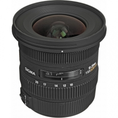 Sigma 10-20mm f/3.5 EX DC HSM for Canon/Nikon