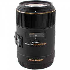 Sigma 105mm f/2.8 EX DG OS HSM Macro for Sony