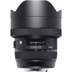 Sigma 12-24mm f/4 DG HSM Art for Ni/Ca
