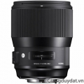 Sigma 135mm f/1.8 DG HSM Art Lens for Canon/Nikon/Sony