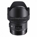 Sigma 14mm f/1.8 DG HSM Art for Nikon/Canon/Sony E