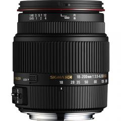 Sigma 18-200mm f/3.5-6.3 DC Macro OS HSM for Nikon