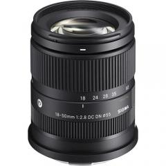 Sigma 18-50mm f/2.8 DC DN Contemporary