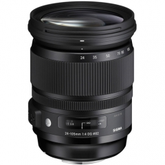 Sigma 24-105mm f/4 DG OS HSM Art for Ni/Ca