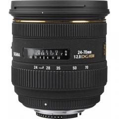 Sigma 24-70mm f2.8 IF EX DG HSM For Nikon/ Canon/ Pentax/Sony