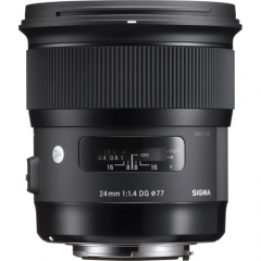 Sigma 24mm f/1.4 DG HSM Art for Canon/Nikon/Sony
