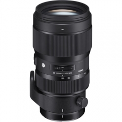 Sigma 50-100mm f/1.8 DC HSM Art for Nikon/ Canon