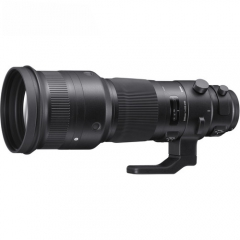 Sigma 500mm f/4 DG OS HSM Sports for Canon/Nikon