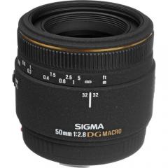 Sigma 50mm f/2.8 EX DG Macro For Nikon