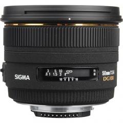 Sigma 50mm/1.4DG HSM for Ni/Ca (chính hãng)