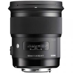 Sigma 50mm f/1.4 DG HSM Art for Nikon/ Canon/ Sony E
