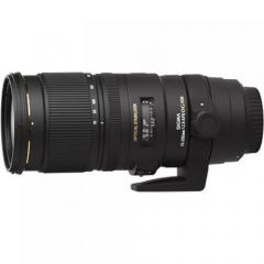 Sigma 70-200mm f/2.8 EX DG HSM