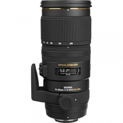 Sigma 70-200mm f/2.8 EX DG APO OS HSM for Canon/ Nikon