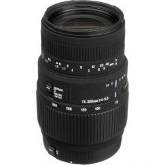 Sigma 70-300mm f/4-5.6 DG for Nikon